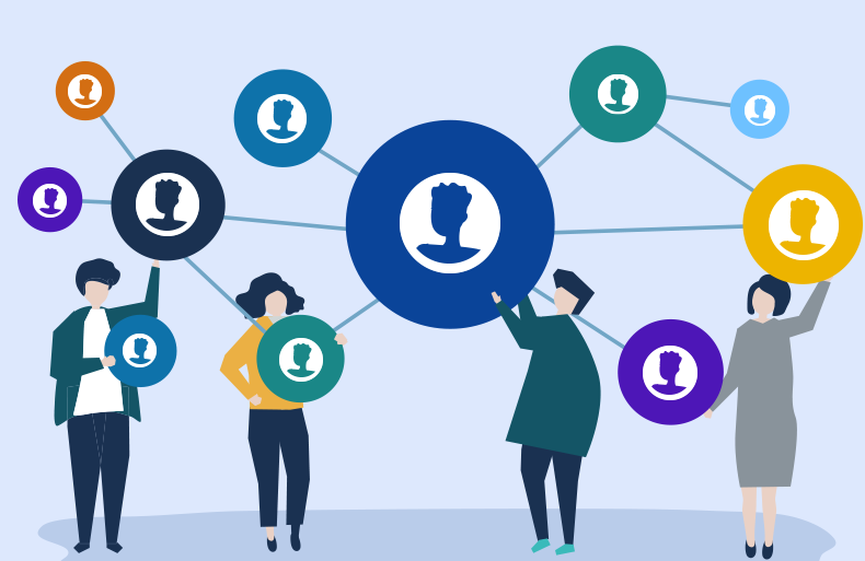 Give Your Online Communities the Multi-Dimensional Touch