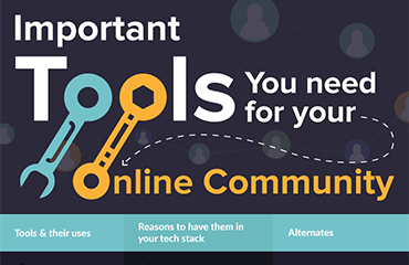 Tools you need for community