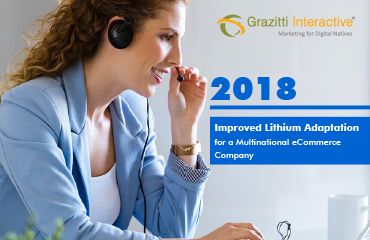 Improved Lithium Adaptation for a Multinational eCommerce Company