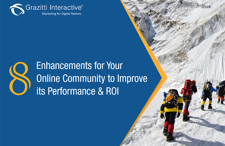 8 Enhancements for Your Online Community to Improve its Performance & ROI