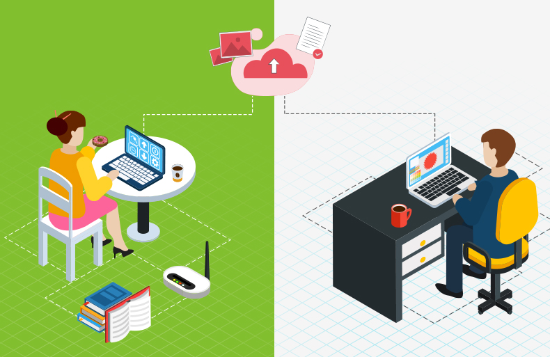 How an Internal Community Can Help in Remote Working?